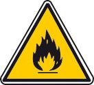 Matières inflammables ou haute température