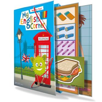 My English Corner - Teacher's Pack