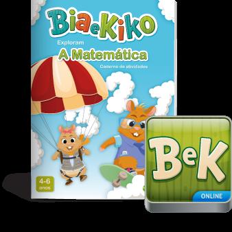 Bia e Kiko Exploram a Matemática