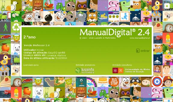 Manual Digital - 2.º Ano - Online