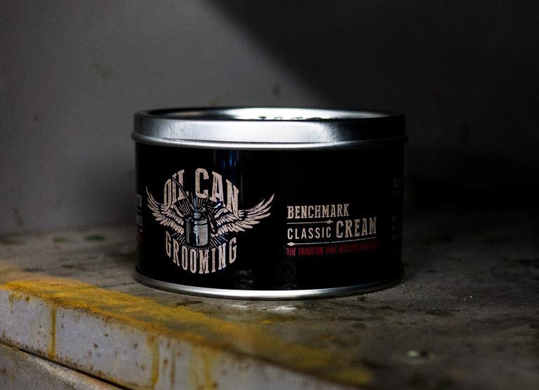 Oil Can Grooming - Classic Cream 100ml
