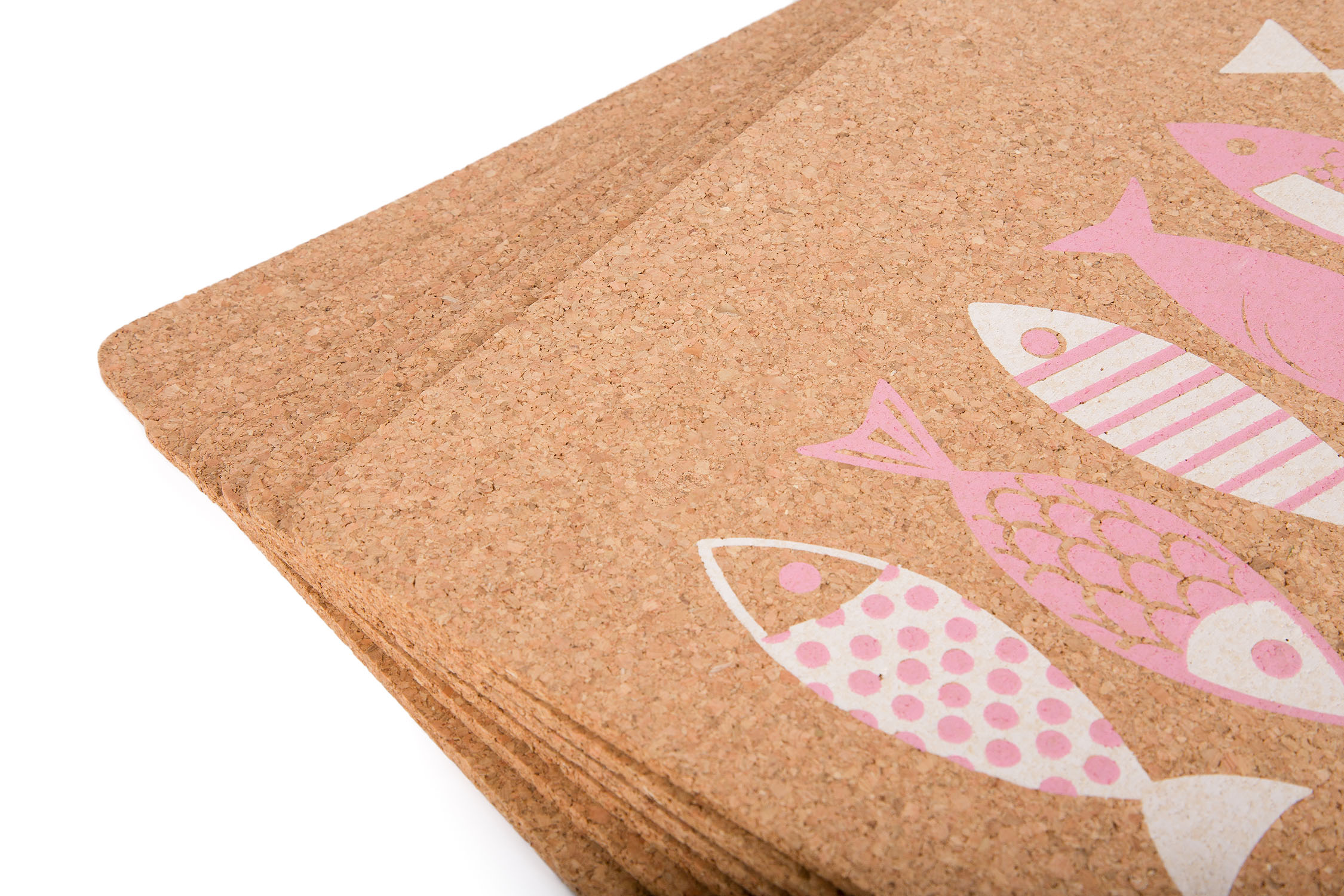 Pink Fish Individual (6 uni)