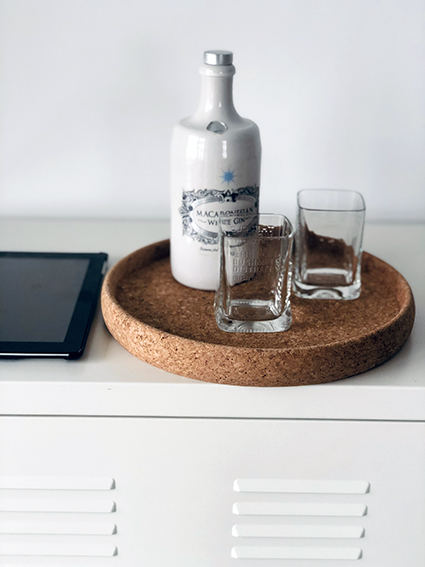 GUILIN Round Tray