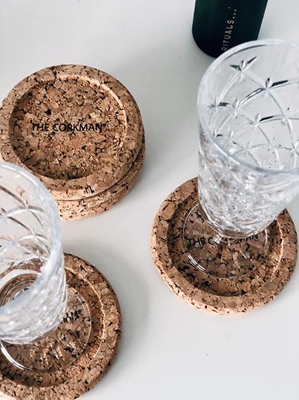 Natural Cup Base (6 Stück)