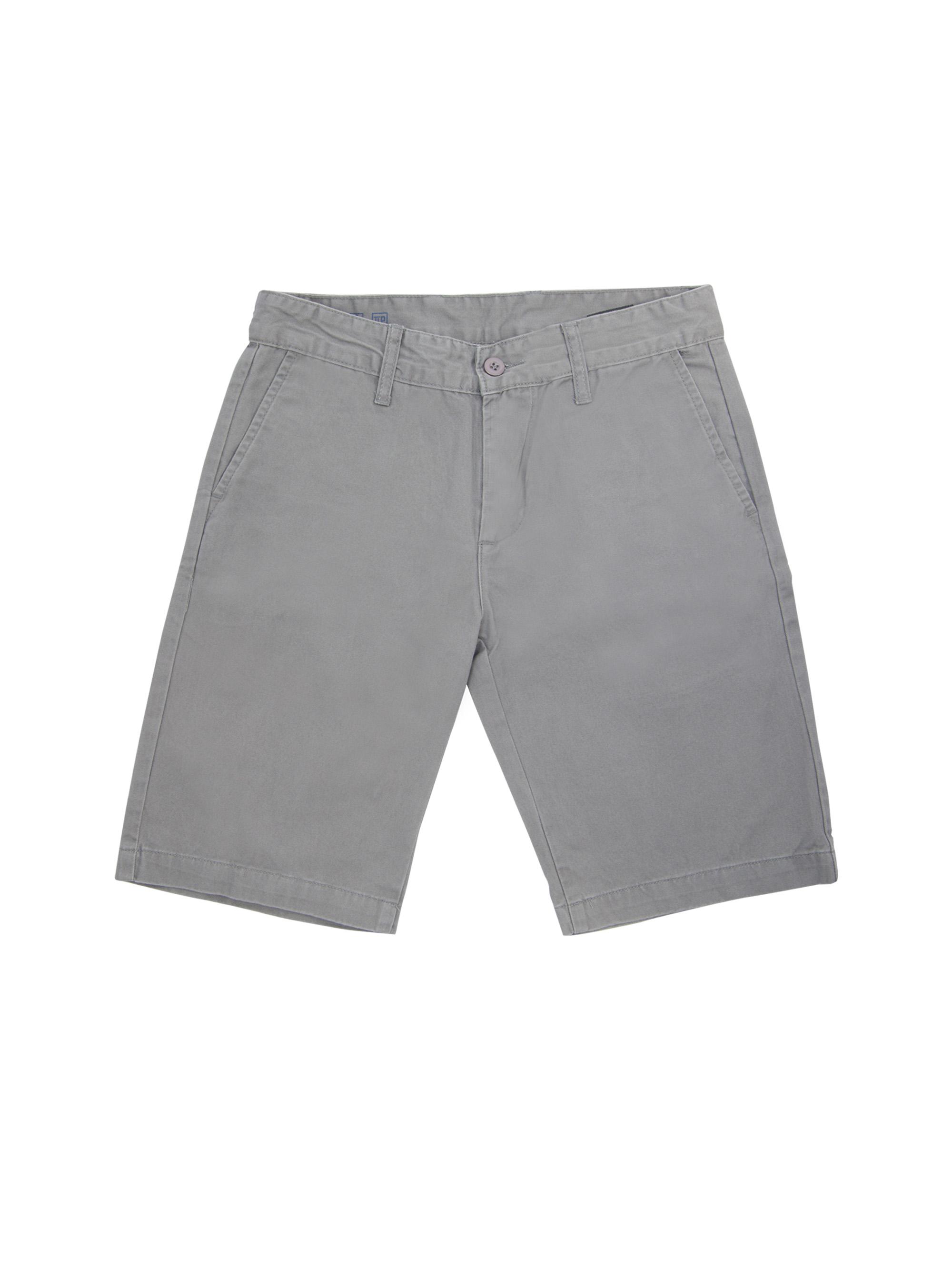 aac6e2f63e7b8 TLP Short Bermuda Hombre Gris