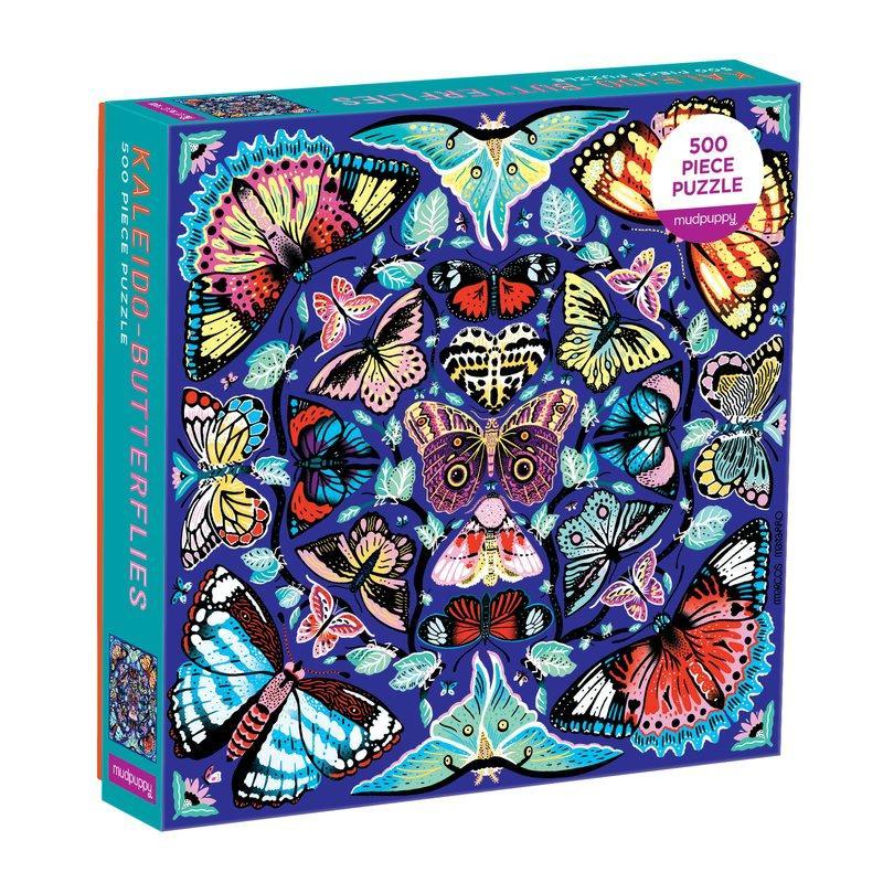Puzzle Kaleido Butterflies 500 piezas