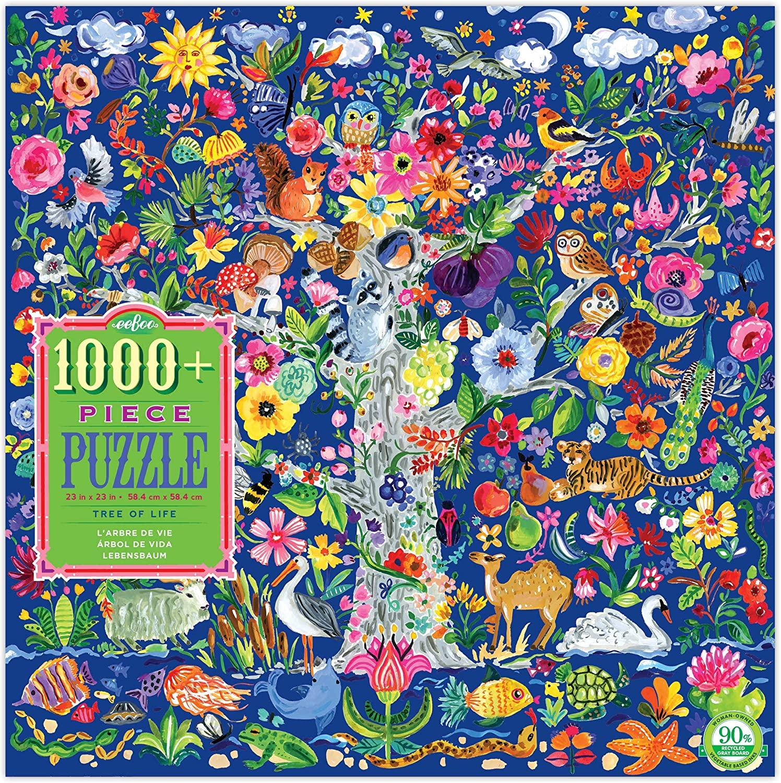 Puzzle Tree of Life 1.000 piezas