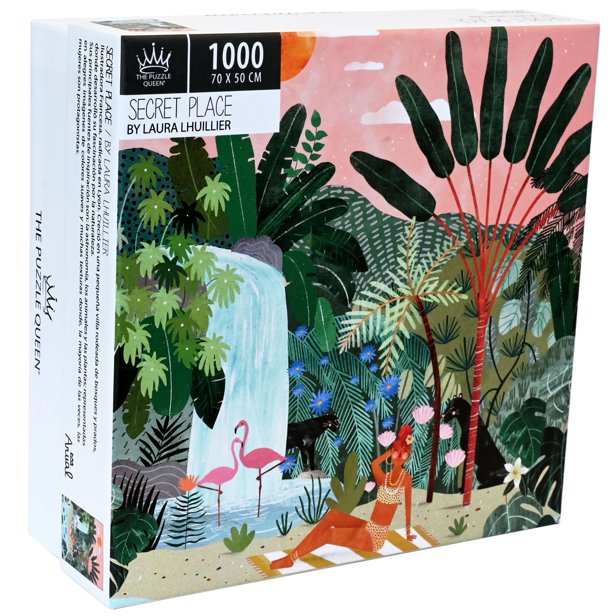 Puzzle Secret Place 1.000 piezas