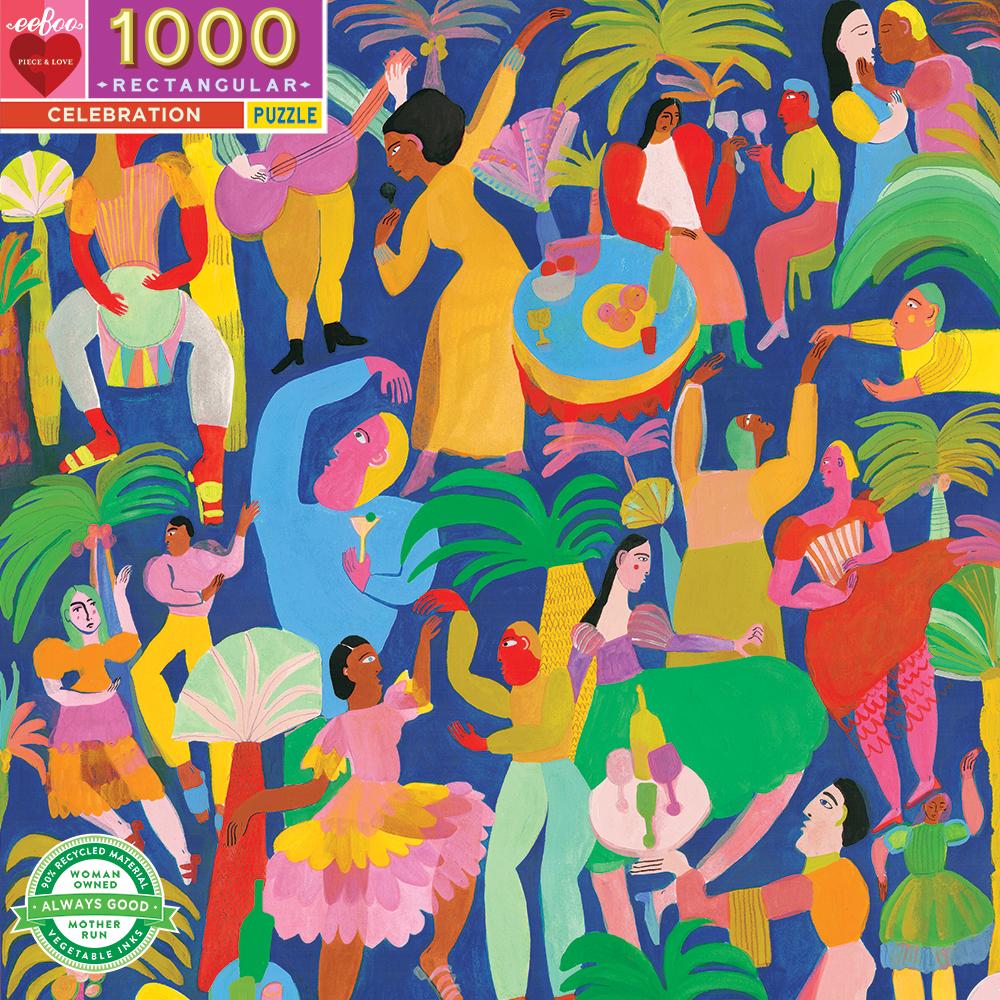Puzzle Celebration 1.000 piezas