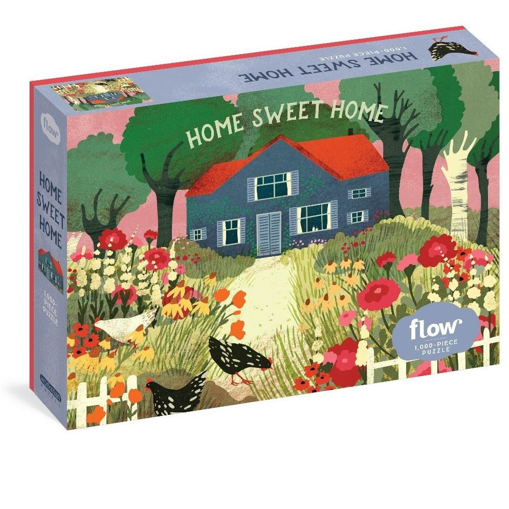Puzzle Home Sweet Home 1000 piezas