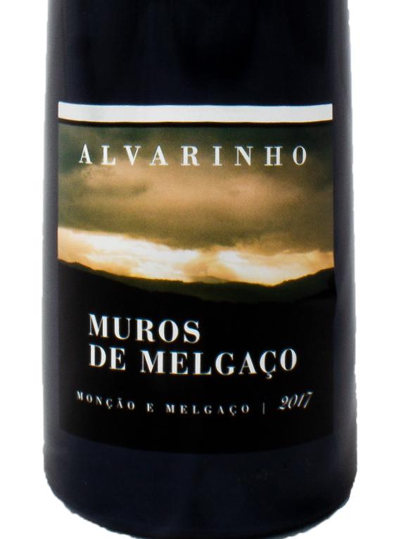 Anselmo Mendes Muros de Melgaço Alvarinho 2017