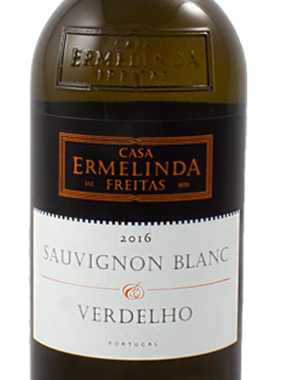 Casa Ermelinda Freitas Sauvignon Blanc Verdelho 2016