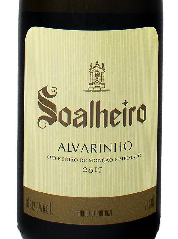 Soalheiro Alvarinho 2017