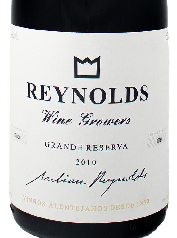 Julian Reynolds Grande Reserva 2010