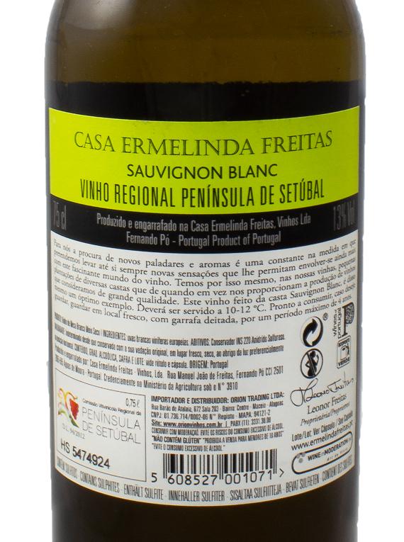 Casa Ermelinda Freitas Sauvignon Blanc 2016