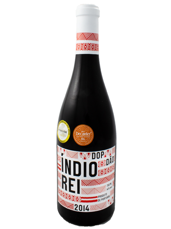 Índio Rei Red Label 2014