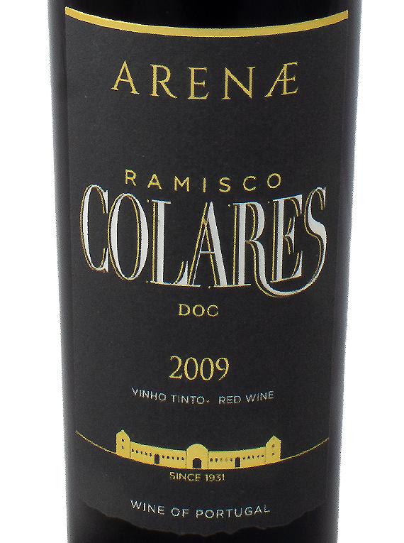 Colares Arenae Ramisco 2009
