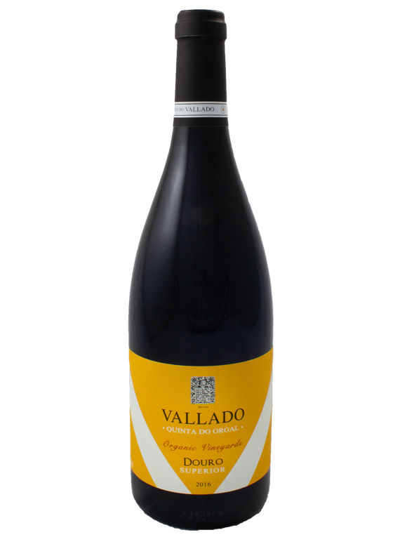 Vallado Quinta do Orgal 2016