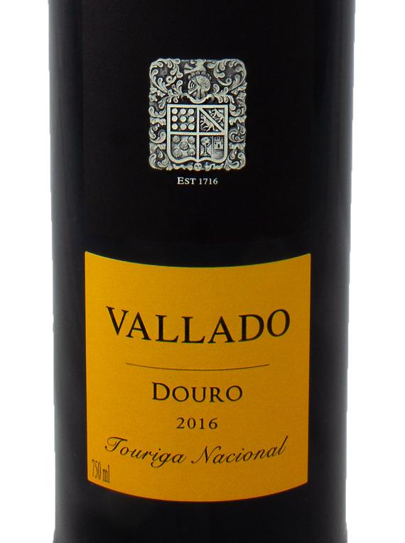 Vallado Touriga Nacional 2016