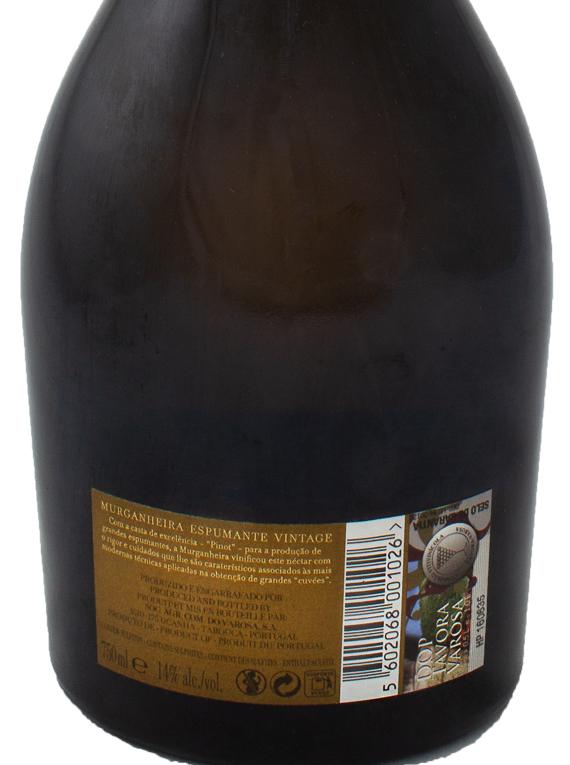 Murganheira Vintage Pinot Noir Bruto 2009