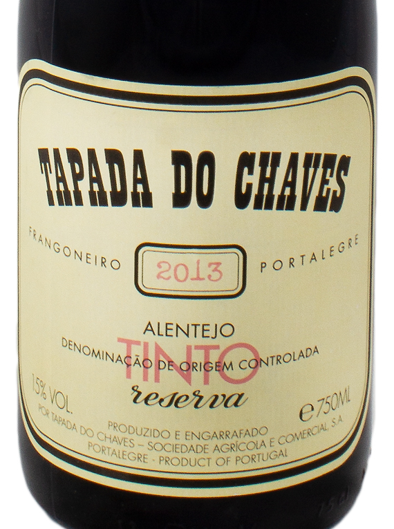 Tapada do Chaves Reserva 2013