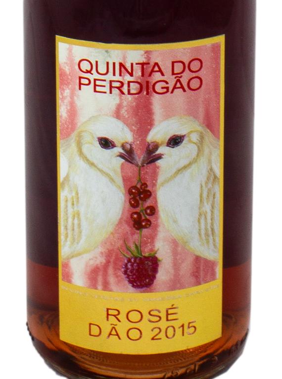 Quinta do Perdigão Rosé 2015