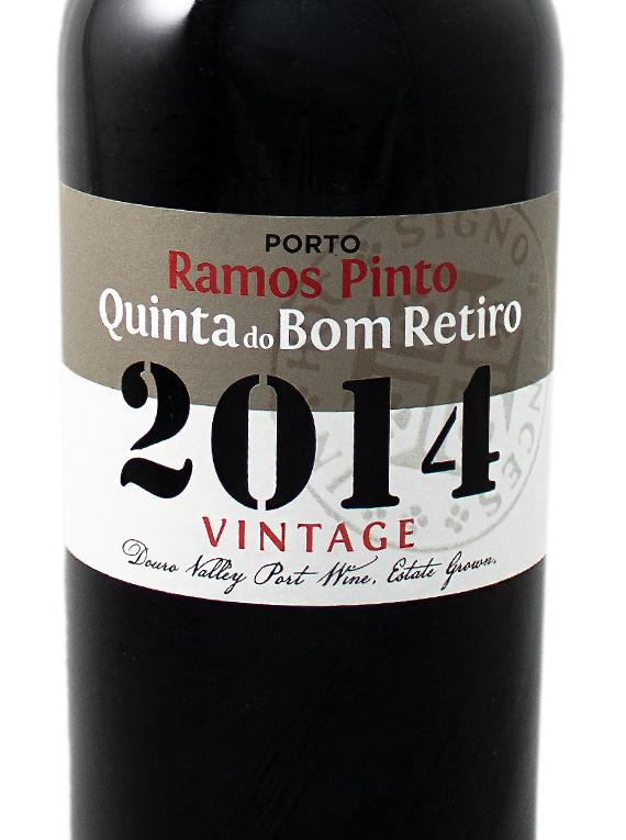 Ramos Pinto Bom Retiro 2014 Vintage Port