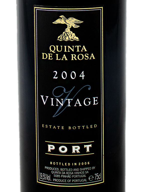 Quinta de la Rosa 2004 Vintage Port