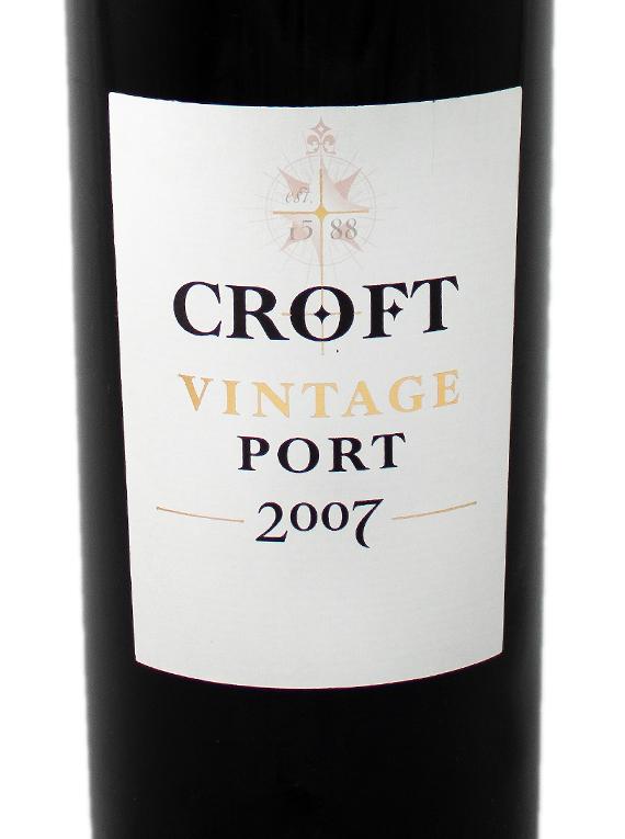 Croft Vintage Port 2007