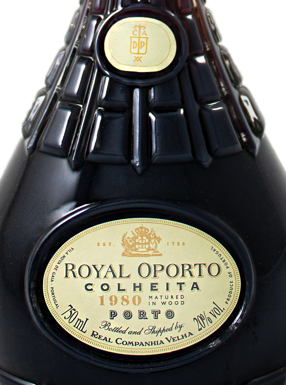 Royal Oporto Colheita 1980