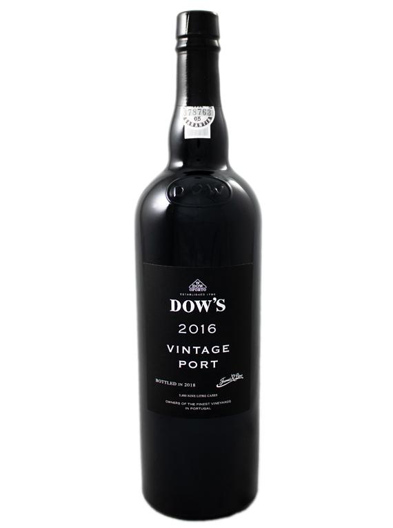 Dow's Vintage Port 2016