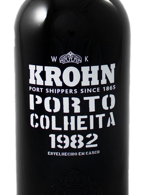 Wiese & Krohn Colheita Tawny Port 1982