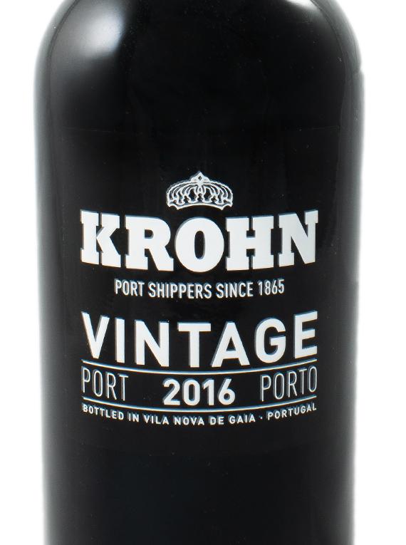 Wiese & Krohn Vintage Port 2016