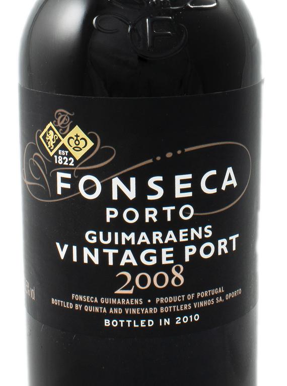 Fonseca Guimaraens Vintage 2008