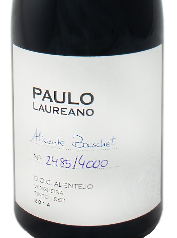 Paulo Laureano Alicante Bouschet 2014