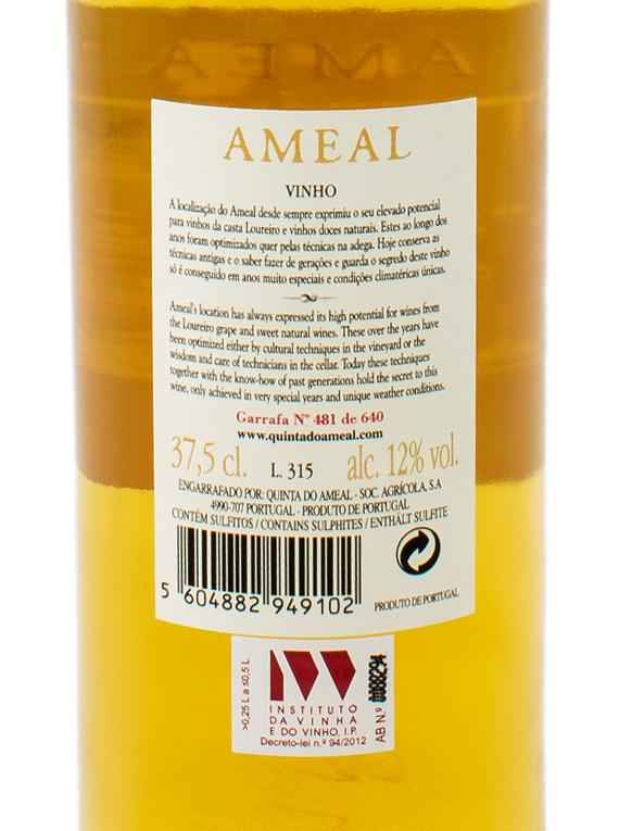Quinta do Ameal Special Harvest 2015