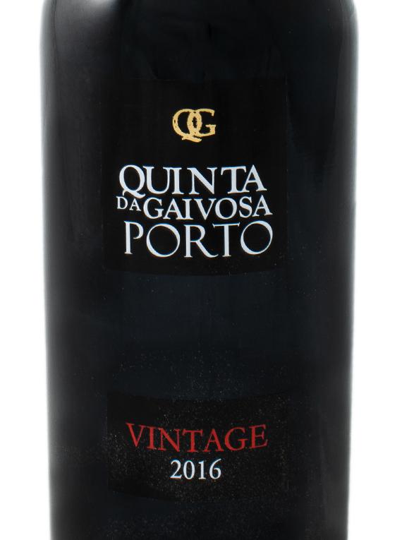Quinta da Gaivosa Vintage Port 2016