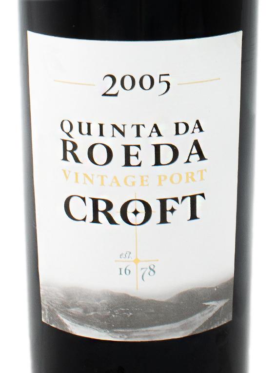Croft Quinta da Roêda Vintage 2005