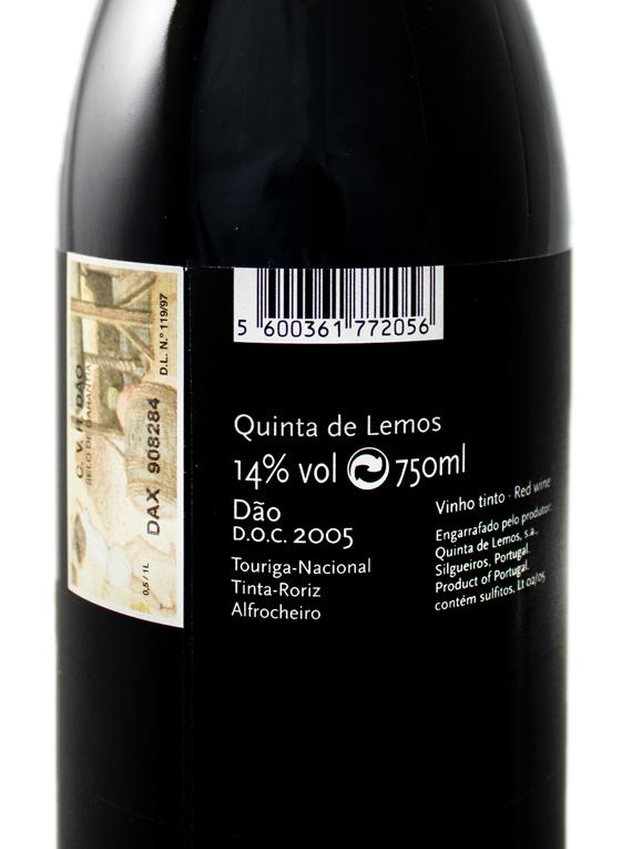 Quinta de Lemos Dona Santana 2005