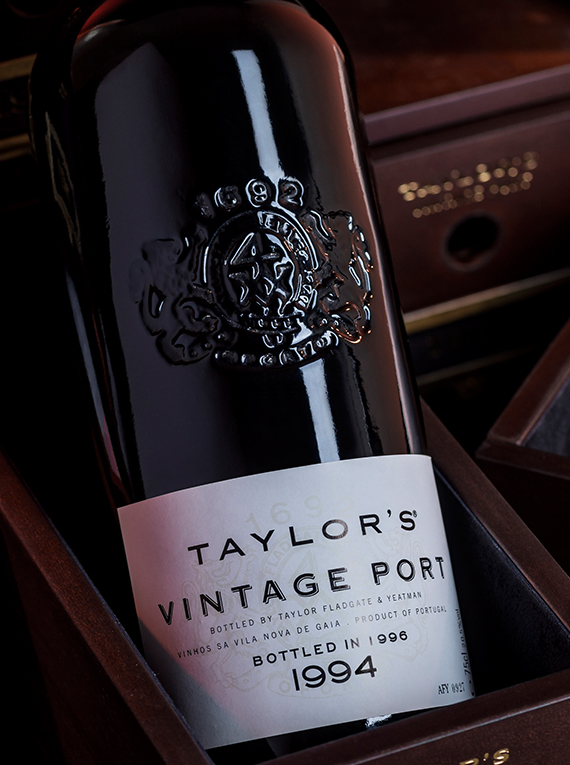 Taylor's Vintage Port Luxury Collection