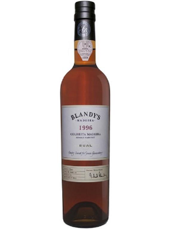 Blandy's Colheita Bual 1996