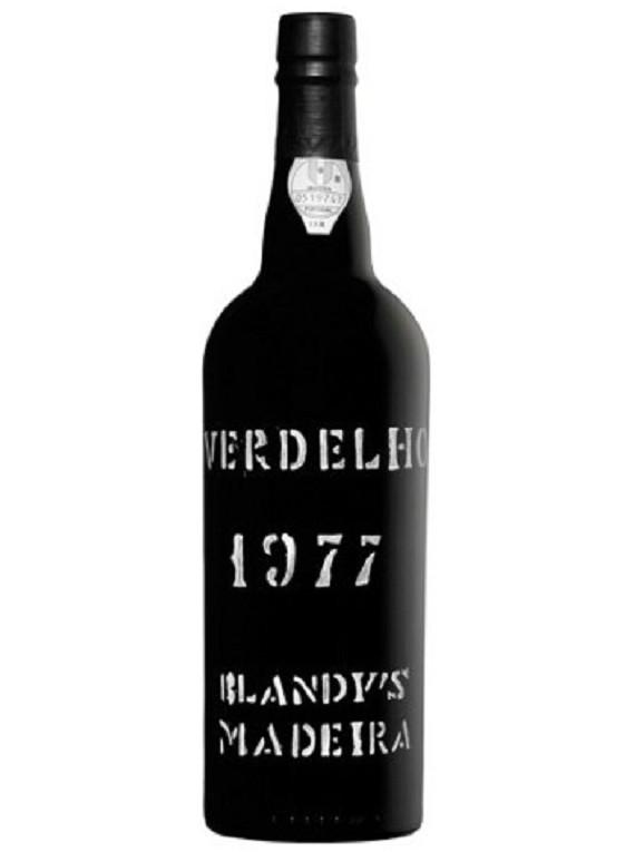 Blandy's Verdelho Vintage 1977