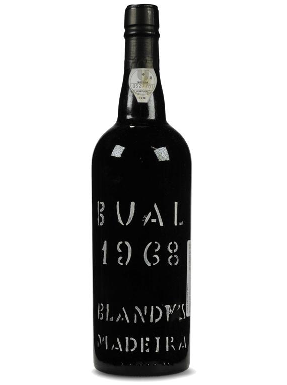 Blandy's Bual 1968