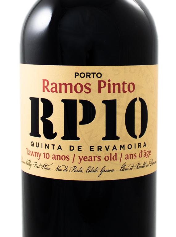 Ramos Pinto Quinta da Ervamoira 10 Year Old Tawny