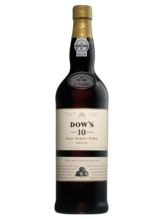Dow's 10 Years Old Tawny
