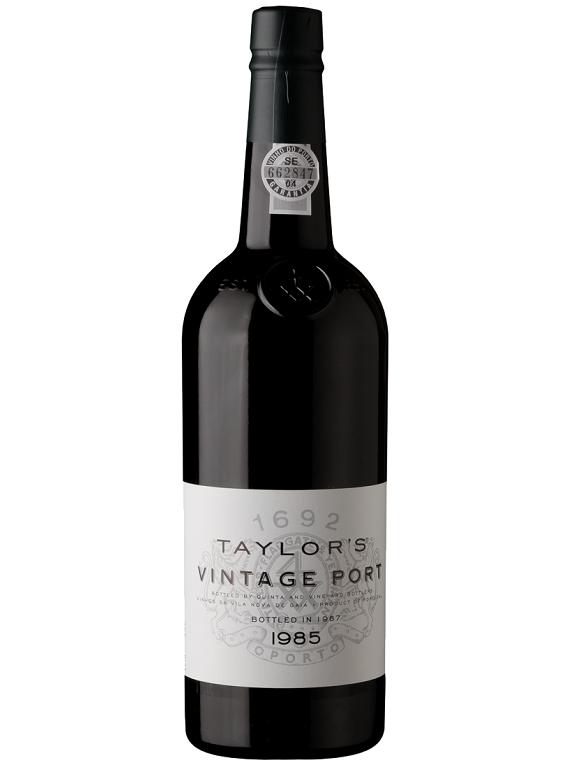 Taylor's Vintage 1985