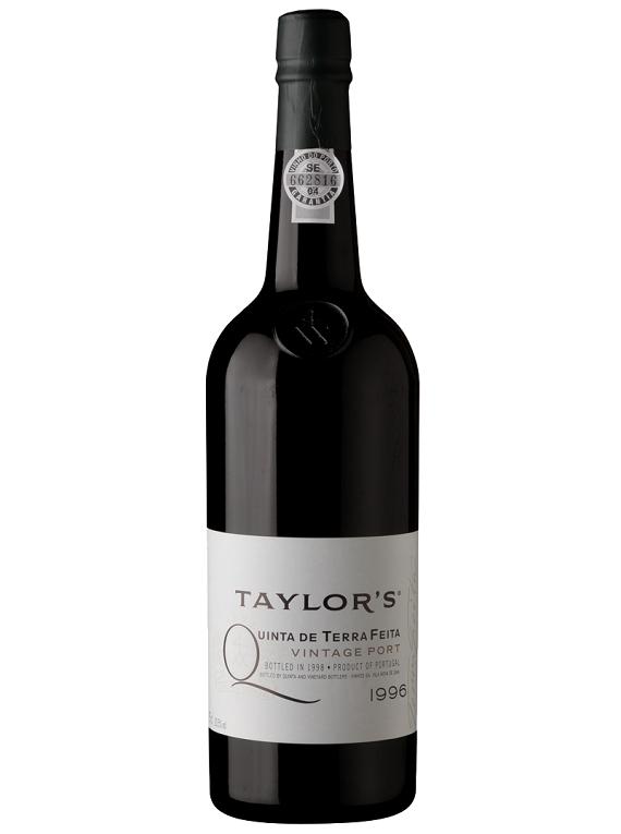 Taylor's Quinta de Terra Feita Vintage 1996