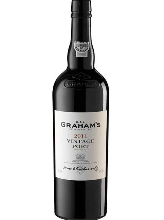 Graham's Vintage 2011