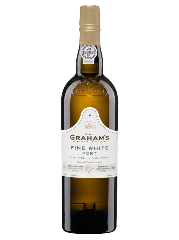 Graham's Extra Dry White Port