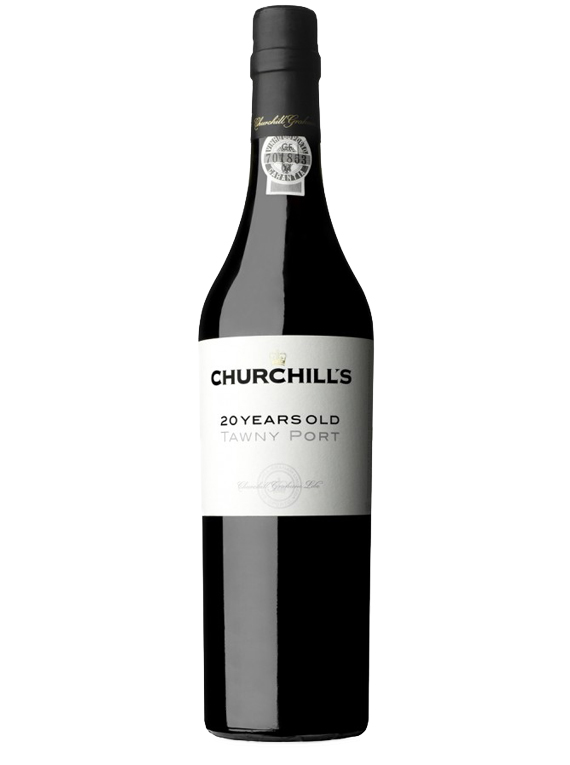 Churchill's Port 20 Year Old Tawny